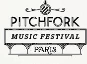 Pitchfork Festival 2012 Paris premiers noms
