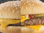 amène hamburger chez chirurgien esthétique. C'est McDonald