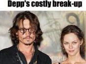 Johnny Depp pourrait donner jusqu'à millions Vanessa