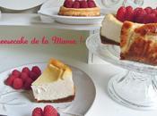 Cheesecake l'italienne chocolat blanc framboises Homemade