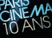 Festival Paris Cinéma fête
