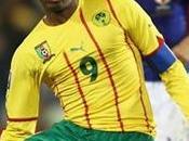 Samuel Eto'o fait millions FCFA pour hôpital Cameroun