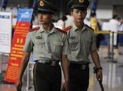 Chine: Ouïghours essayent détourner avion Xinjiang