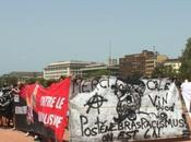 Genève: Manifestation autorisée antifasciste contre racisme