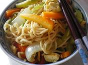 Thaï Noodles