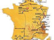 TOUR FRANCE 2012 parcours