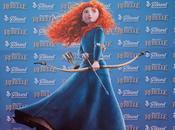 Belle Rebelle dernière Poulette Disney Pixar