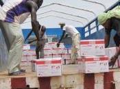 Urgence Sahel Fondation Peugeot-Citroën s'engage pour l'acheminement produits nutritionnels bases Burkina-Faso Tchad