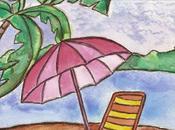 Page calendrier juillet 2012 l'aquarelle**