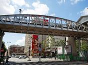 Iconic Street Art: Intervention Shepard Fairey Obey l'angle boulevard Vincent Auriol Jeanne d'Arc Paris