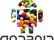 Jelly Bean arrive chez