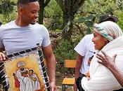 Will Smith, Jada Pinkett Smith Visit Ethiopia Charity