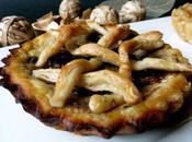 Tarte champignons chèvre frais Ricotta déguisée tarte fruits