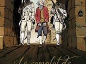 Album Complot Ferney Voltaire Didier Pagot, Frédéric Richaud Makyo