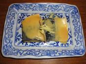 Maquereau miso サバの味噌煮