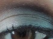 Maquillage jour: Blue Storm
