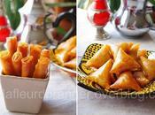 Recettes ramadan Briouates cigares amandes miel