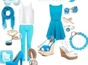 tenues d'été couleurs réseaux sociaux