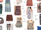 Shopping list: mode tribal