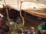 Sahel apres secheresse, cholera criquets...