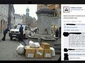 police belge ridiculisée Facebook