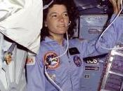 Sally Ride, paroles d'espoir, volonté