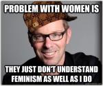 Etre féministe avec bite