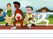 Google l'heure olympique