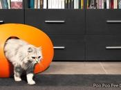 litière pour chats SinDesign