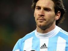 Lionel Messi, exemple olympique