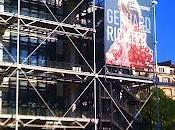 Expo Contemporain: Rétrospective Gerhard Richter, Panorama Centre Pompidou