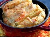 Cakes saumon ricotta mini-cocottes