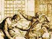 Tant cruche l'eau, qu'enfin...elle remplit flagellation Pierre-Augustin Caron Beaumarchais dans maison correction Saint-Lazare.