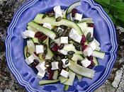 Salade Courgettes