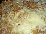 Gratin pâte chair saucisse !!!!
