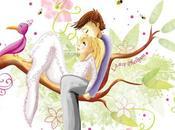 Faire-part mariage Nature romantique