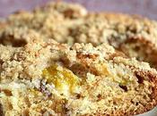 Crumble cake prunes Cavoletto