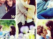 Edward Bella meadow scenes