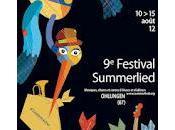 Festival Summerlied programme août