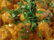 Blanc poulet curry jaune thaïlandais