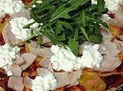 Pizza Legere Pita, Jambon Roquette