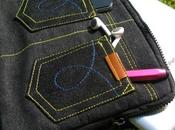 Denim iPad Case