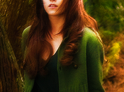 Breaking Dawn part Bella, vampire brille