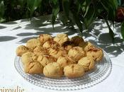 Montecaos Mantecados farine pois chiche