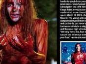 Première image Chloe Moretz dans remake Carrie