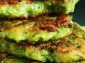 Galettes brocoli parmesan {Recette zone}