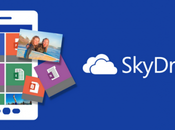 Skydrive L'application officielle désormais Android
