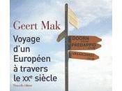 Voyage d'un européen travers siècle Geert