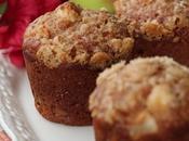 Muffins ~tarte pommes~