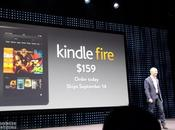 Amazon Keynote Kindle Fire
